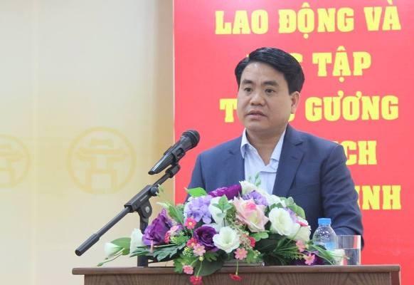 Ông Nguyễn Đức Chung - Chủ tịch UBND TP Hà Nội: Quy hoạch của Hà Nội đang đi chệch hướng.