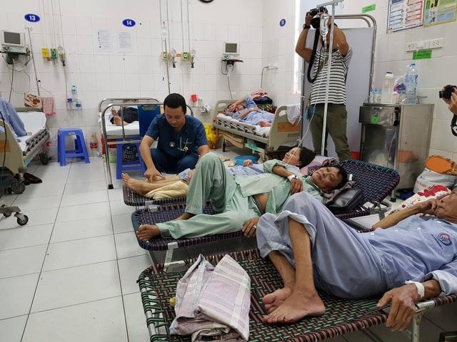 Diễn biến dịch căng thẳng trong cả nước, đặc biệt tại Hà Nội với số mắc tăng cao, hơn 13 nghìn ca mắc và 7 trường hợp tử vong.