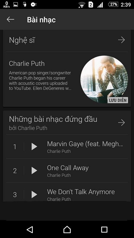 Ứng dụng giúp dễ dàng tìm kiếm thông tin bài hát qua giai điệu - 3