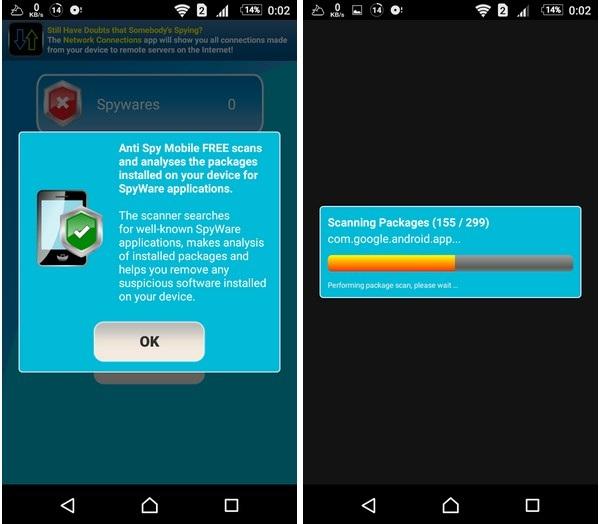 Ứng dụng nhỏ gọn giúp smartphone tránh xa phần mềm gián điệp - 1