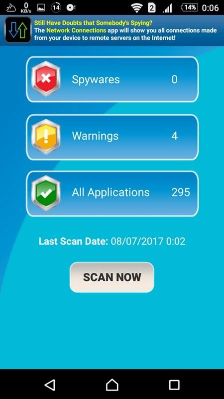 Ứng dụng nhỏ gọn giúp smartphone tránh xa phần mềm gián điệp - 2