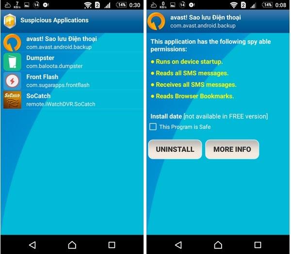 Ứng dụng nhỏ gọn giúp smartphone tránh xa phần mềm gián điệp - 3