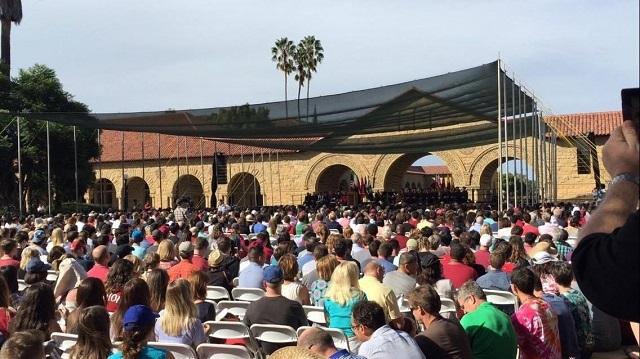 """Những """"bí mật"""" được vén trước và sau lễ khai giảng ở ĐH Stanford danh tiếng - 3"""