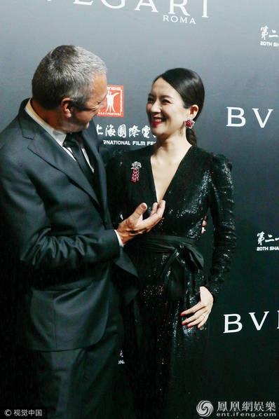 Sau gần 2 năm sinh con gái đầu lòng, ngôi sao nổi tiếng của Trung Quốc gần đây tham gia nhiều sự kiện của làng giải trí hơn.