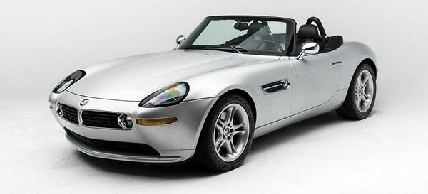 Chiếc BMW Z8 từng thuộc sở hữu của Steve Jobs sắp được mang ra bán đấu giá