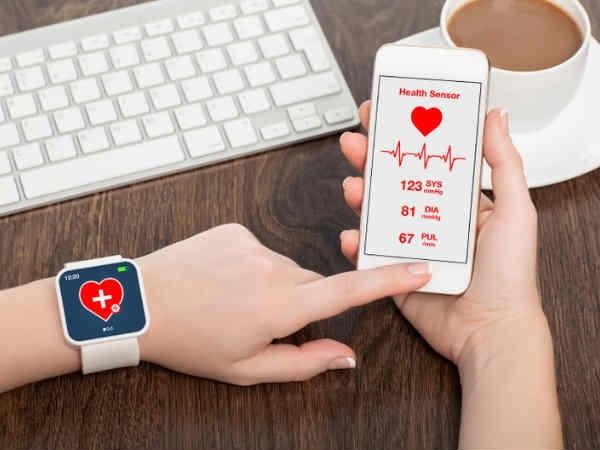 Những lợi ích sức khỏe từ điện thoại thông minh - 1