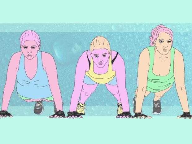 Những bài tập thể dục tốt nhất đối với phái nữ - 2
