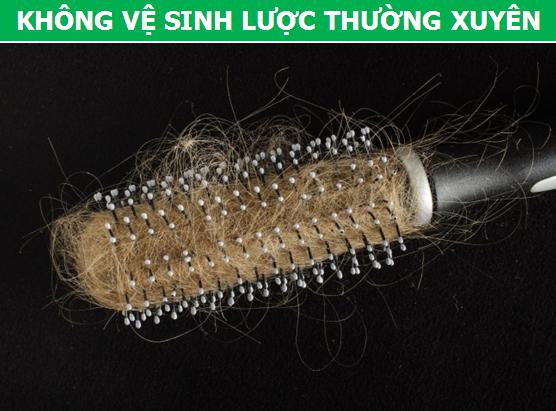 Những thói quen thường gặp ở người Việt khiến tóc dễ bị hư tổn - 2
