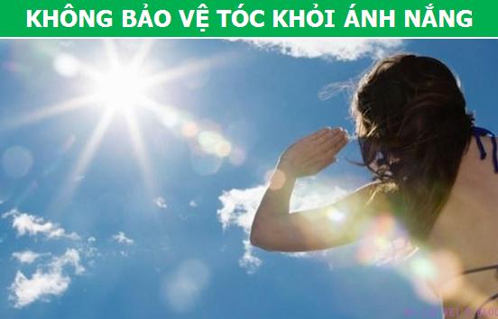 Những thói quen thường gặp ở người Việt khiến tóc dễ bị hư tổn - 5