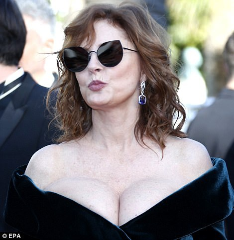 Susan Sarandon từng tham gia nhiều bộ phim nổi tiếng như Pretty Baby (1978), The Hunger (1983), The Witches of Eastwick (1987), Bull Durham (1988), White Palace (1990), Little Women (1994), Stepmom (1998), Enchanted (2007), The Lovely Bones (2009), Tammy (2014), The Meddler (2015)....
