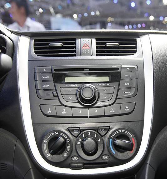"""Toyota Wigo, Suzuki Celerio có """"xứng tầm"""" với anh em Hyundai-KIA? - 7"""