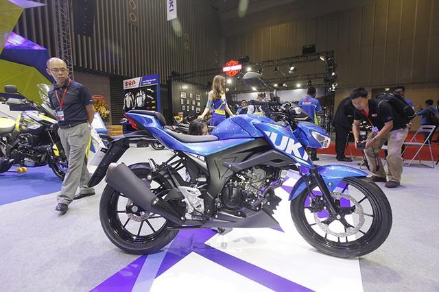 Suzuki GSX-S 150 khởi điểm từ 68,9 triệu đồng - 2