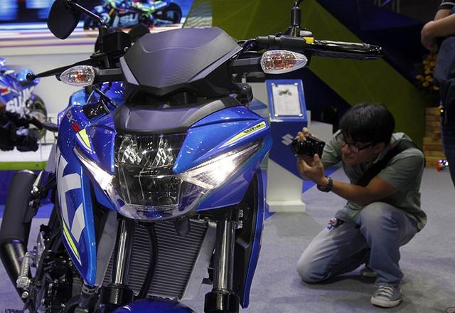 Suzuki GSX-S 150 khởi điểm từ 68,9 triệu đồng - 1