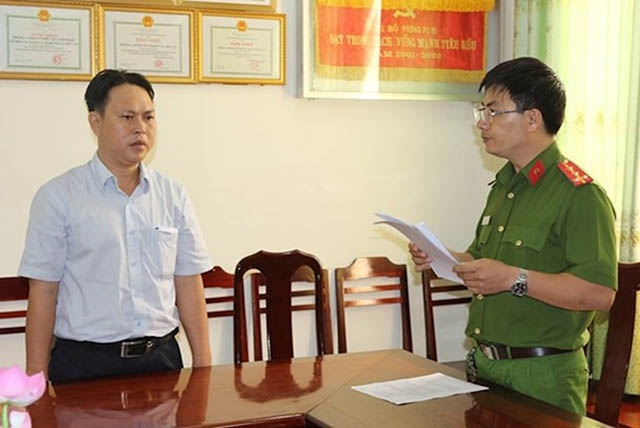 Bị can Dương Minh Tâm là một trong 5 người bị đề nghị truy tố ở khung rất nặng