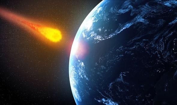Cảnh báo về tiểu hành tinh tàn phá Trái Đất - 1