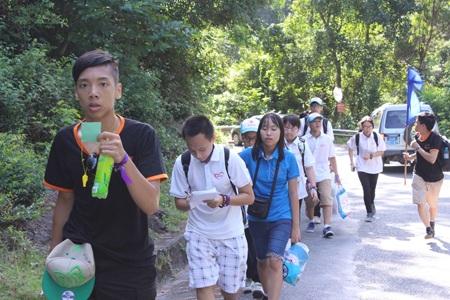 Năm ngoái, Tài Năng Việt đã rất thành công trong chương trình Chinh phục đỉnh cao với 2 kỷ lục Guiness Việt được xác lập trên đỉnh núi Tam Đảo.