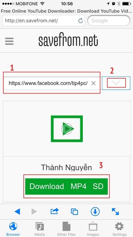 Tuyệt chiêu giúp dễ dàng tải video từ Facebook về máy tính, smartphone - 7