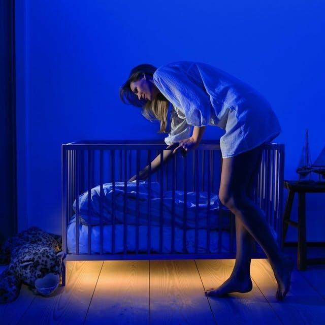 6 ý tưởng cất giữ đồ thông minh dưới gầm giường của bé - 2