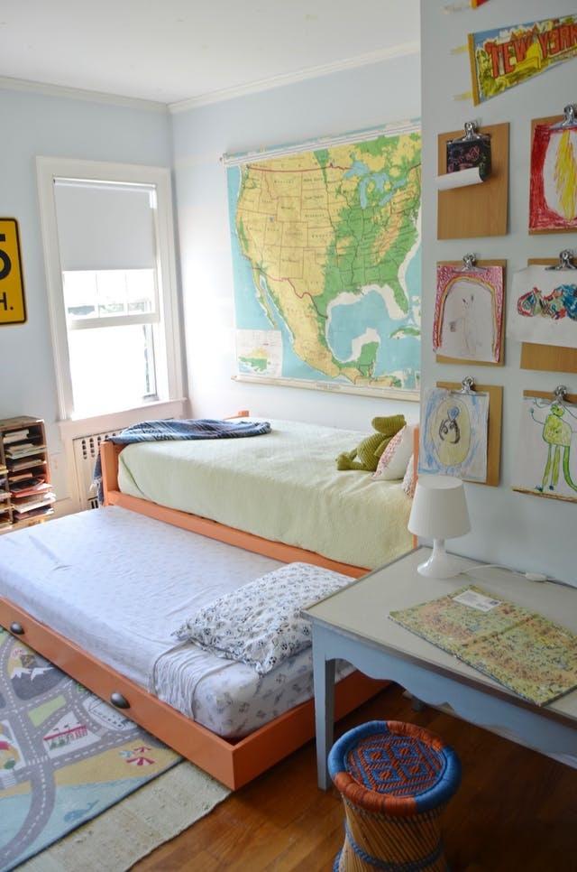 6 ý tưởng cất giữ đồ thông minh dưới gầm giường của bé - 6