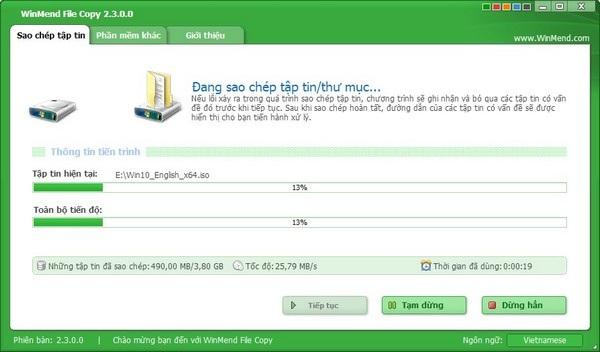 Tuyệt chiêu tăng tốc độ sao chép dữ liệu trên Windows lên 300% - 4