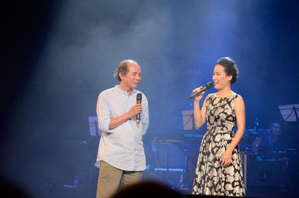 Bài thơ của Nguyễn Trọng Tạo được Giáng Son phổ nhạc và viết tiếp phần điệp khúc.