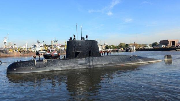 Giới chức Argentina bị chỉ trích vì ứng phó chậm với vụ mất tích tàu ngầm. (Ảnh: EPA)