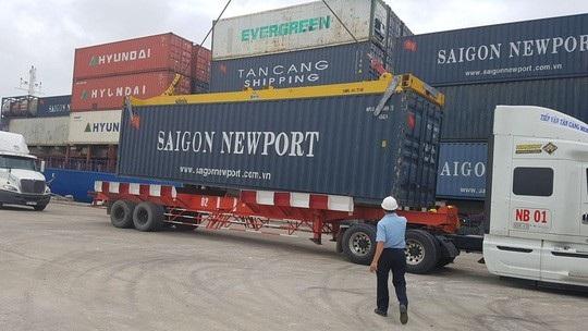 Ngành Logistics của Việt Nam phát triển do hoạt động xuất nhập khẩu gia tăng nhưng giá trị của ngành nằm trọn trong tay các hãng nước ngoài (ảnh minh hoạ)