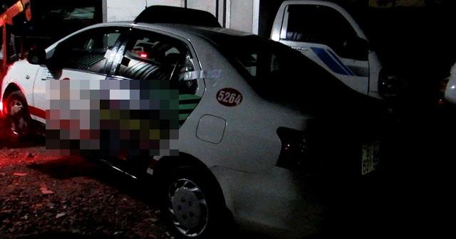 Tài xế taxi nghi bị 2 đối tượng nữ sát hại, cướp tài sản.