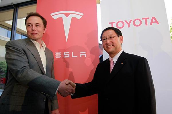 Hợp tác bất thành, Toyota rút vốn khỏi Tesla - 2