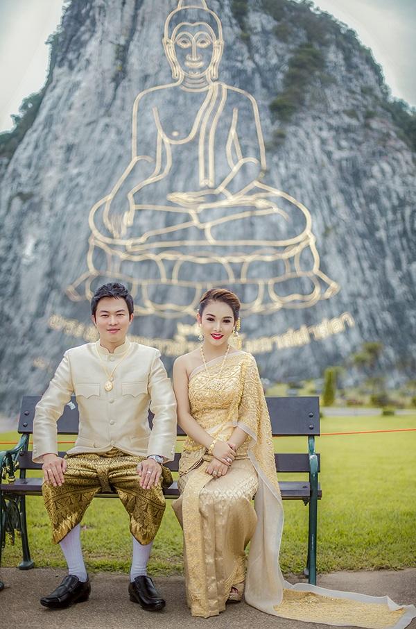 Cặp đôi Việt chi 1 tỷ đồng chụp ảnh cưới ở 4 nước trong... 2 tháng - 12