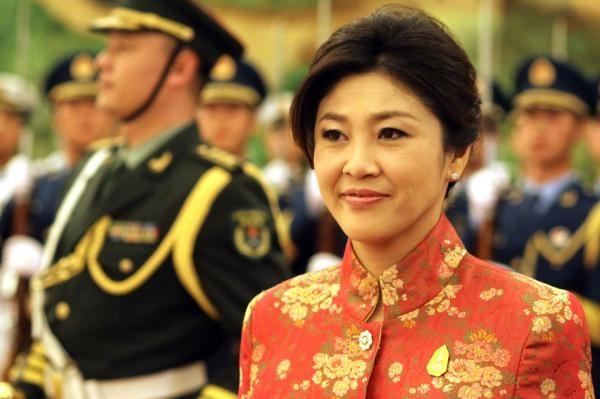 Cựu thủ tướng Thái Lan Yingluck Shinawatra (Ảnh: AFP)