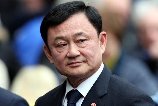 Cựu Thủ tướng Thái Lan Thaksin Shinawatra. (Ảnh: Getty)