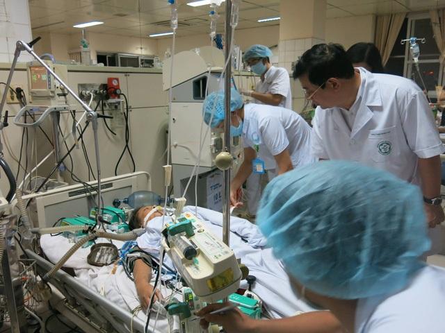 Sự cố xảy ra khiến 8 bệnh nhân chạy thận tử vong đã tìm ra nguyên nhân do nước chạy thận tồn dư hóa chất độc hại.