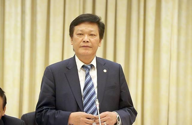 Thứ trưởng Bộ Nội vụ Nguyễn Duy Thăng