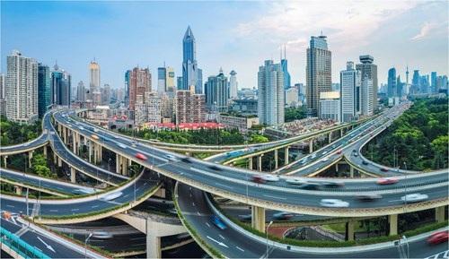 Một mô hình thành phố thông minh trên thế giới (ảnh: Internet)