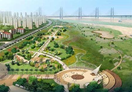 Hà Nội vẫn ấp ủ xây dựng thành phố ven sông Hồng