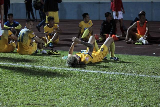 V-League về cuối mỗi mùa giải thường xuyên xuất hiện những trận đấu đáng ngờ (ảnh: Gia Hưng)