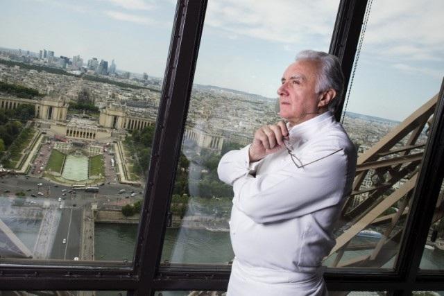 Đây là nhà hàng thuộc sở hữu của một trong những đầu bếp nổi tiếng nhất nước Pháp Alain Ducasse. (Ảnh: Reuters)