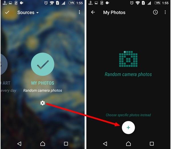 Tự động thay đổi hình nền trên smartphone để màn hình sinh động và thú vị hơn - 3