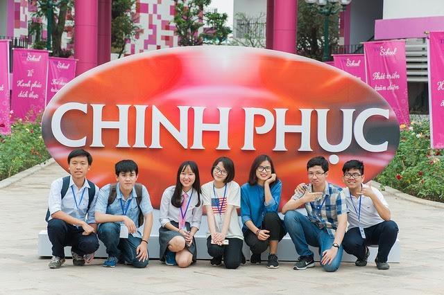 Cựu thí sinh Chinh Phục hội ngộ