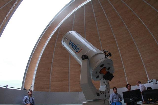 Đài thiên văn Nha Trang thúc đẩy các hoạt động phổ biến kiến thức KH&CN vũ trụ.