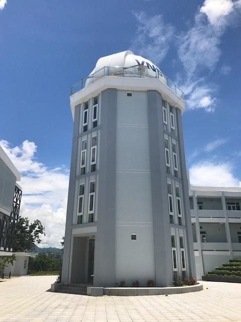 Dự kiến cuối tháng 9 Đài thiên văn Nha Trang sẽ mở cửa đón du khách.