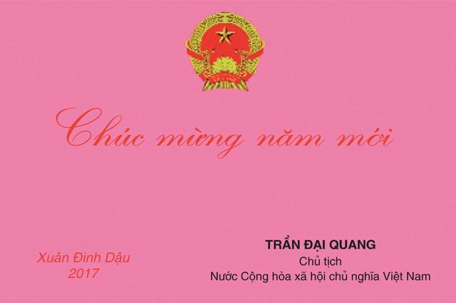"""Chủ tịch nước: Chào năm mới, mỗi người Việt hãy là một """"con Rồng, cháu Tiên"""" - 1"""