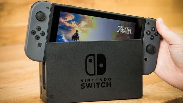 Máy chơi game Nintendo Switch được TIME đánh giá cao về sự tiện dụng, có thể vừa là máy chơi game cầm tay, vừa là máy chơi game truyền thống kết nối với TV
