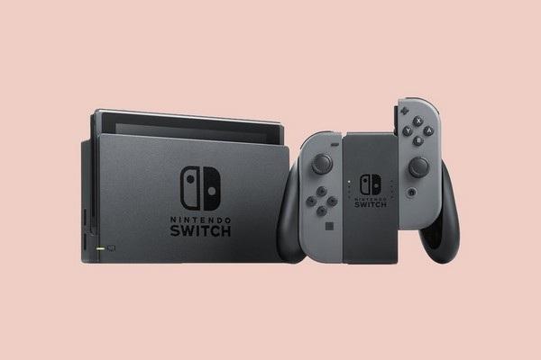 1. Máy chơi game Nintendo Switch