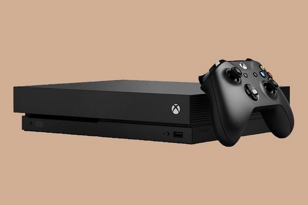 8. Máy chơi game Xbox One X