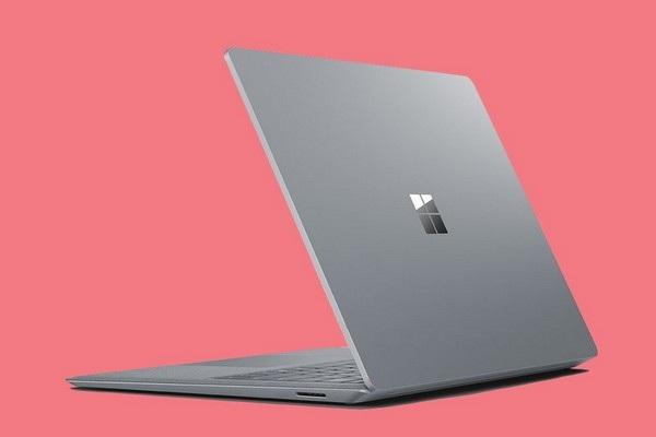 3. Máy tính Microsoft Surface Laptop