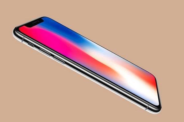 2. Smartphone Apple iPhone X