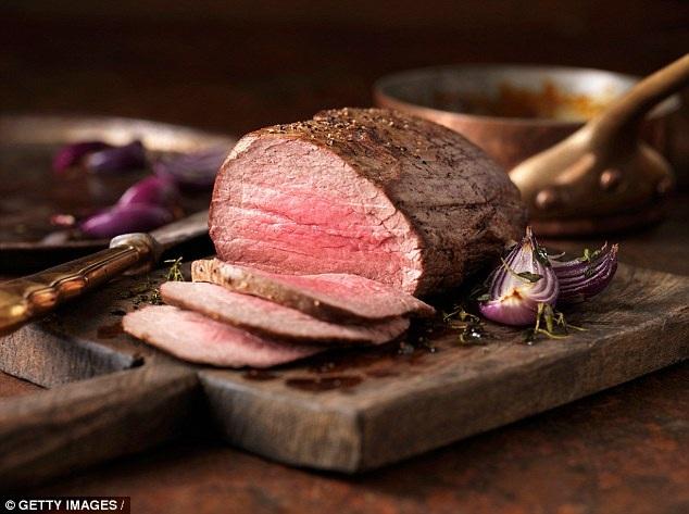 Nếu muốn có cháu chắt, hãy ăn thịt? - 1
