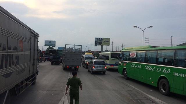 Vidifi đề nghị cơ quan Công an vào cuộc điều tra hành vi gây rối, gây mất trật tự tại trạm thu phí quốc lộ 5